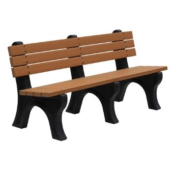 barford recycled plastic garden seat
