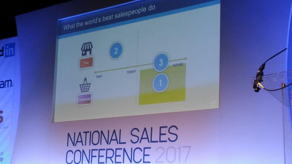 National Sales Conference 2017 Andy Bounds