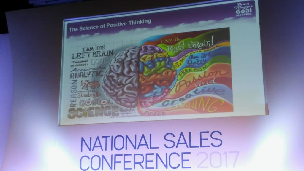 National Sales Conference 2017 Brian Mayne
