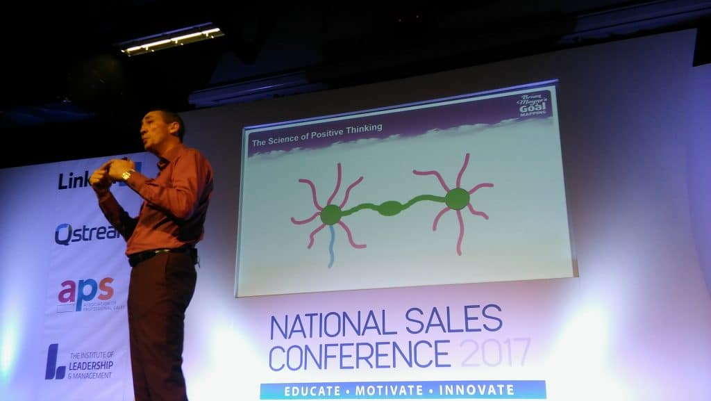 National Sales Conference 2017 Brian Mayne 2