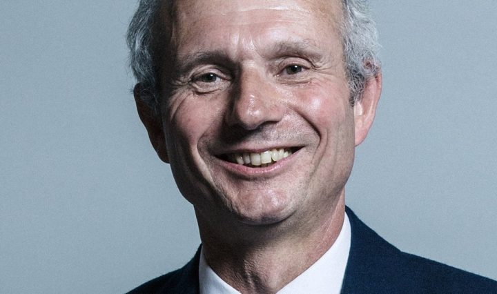 David Lidington Minister for the Cabinet Office
