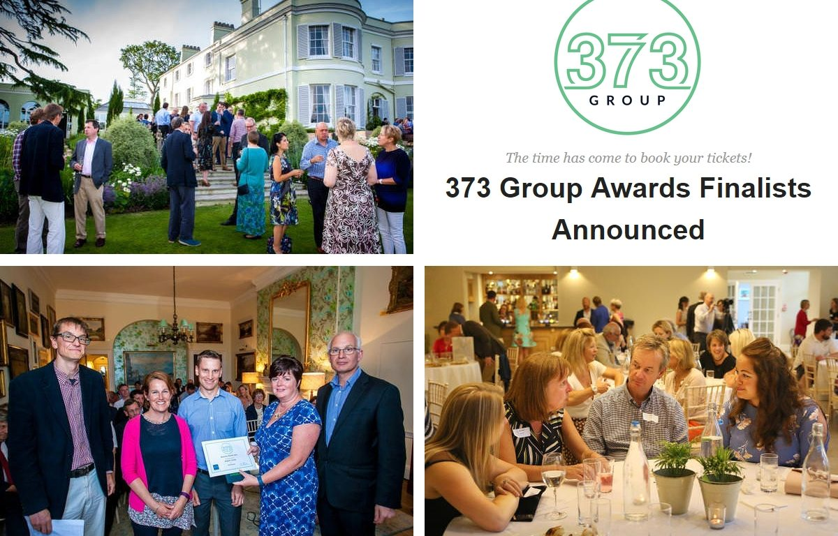 373 Group Business Awards Finalists