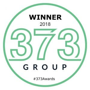 373 group award winner 2018