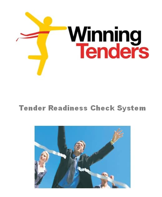 tender readiness check system