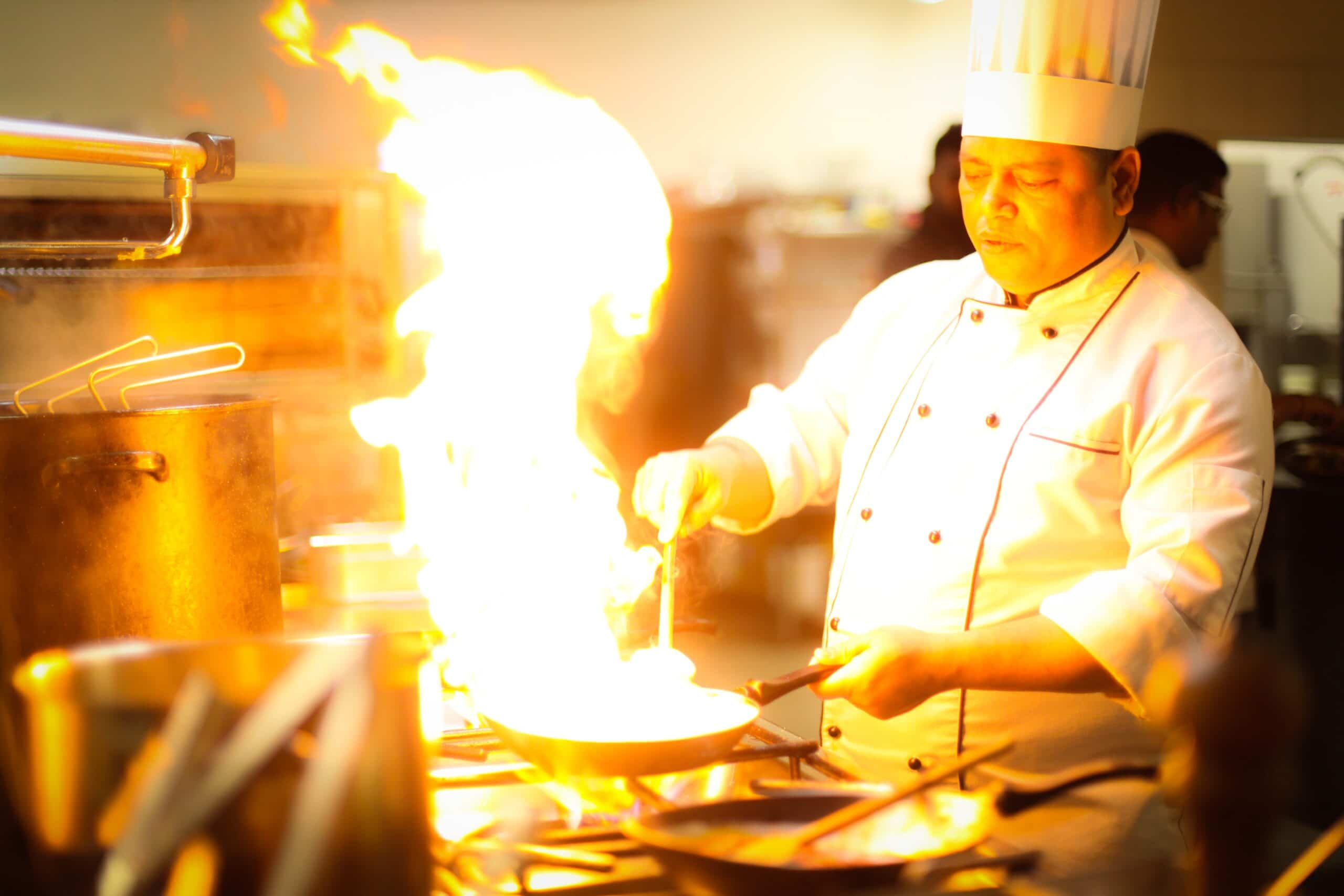 Do you ask a Michelin Star Chef how they cook eggs?