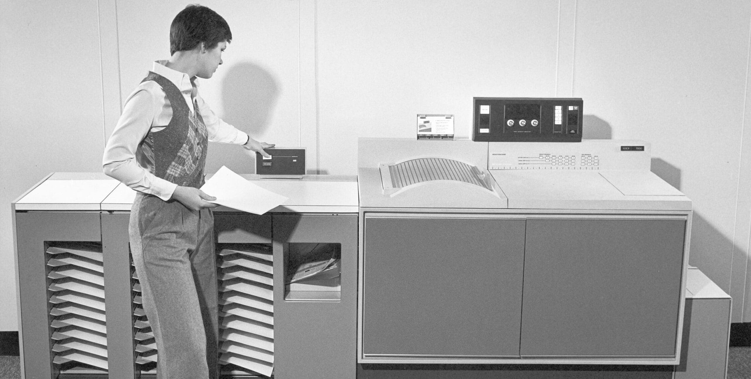 The missed opportunity in office printers and copiers